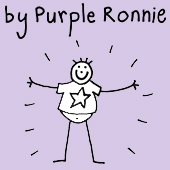 Purple Ronnie