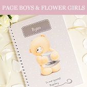For Page Boys & Flower Girls